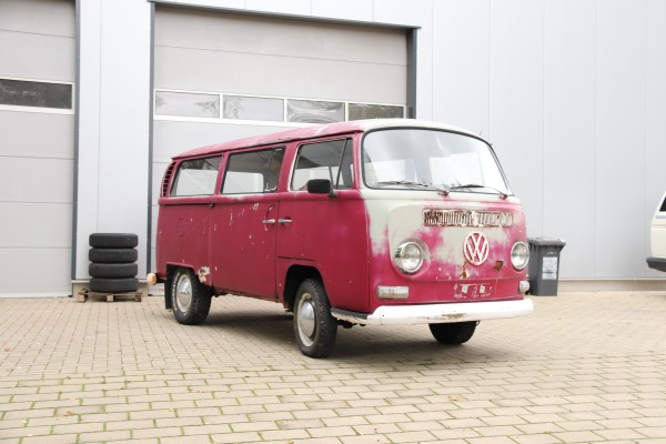 VW Bus T2a Modell 1970