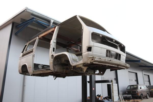 VW Bus T3 Rohkarosserie ab Modell 1985