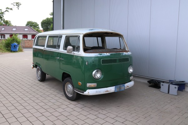 VW Bus T2a Modell 1971