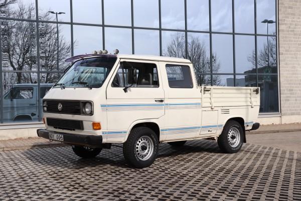 T3 Doka 2 WD Turbodiesel Baujahr 1987