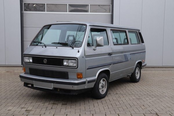 T3 Vanagon GL Multivan Wolfsburg Edition 1987