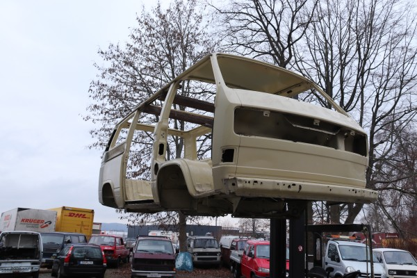 VW Bus T3 Westfalia Rohkarosserie luftgekühlt