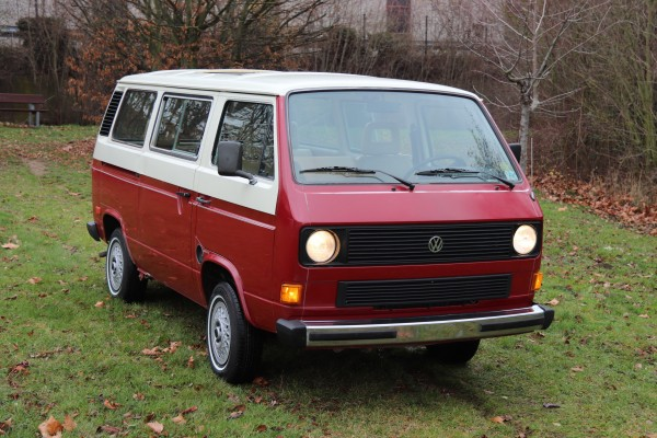 VW T3 Bus mit SSD US Import