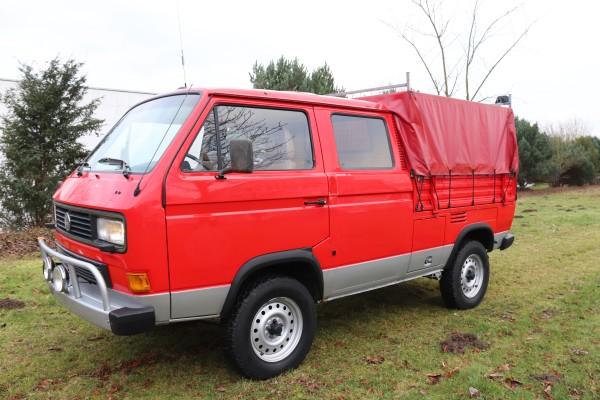 "VW T3 Syncro Doka 16"" orig. 69877 km"