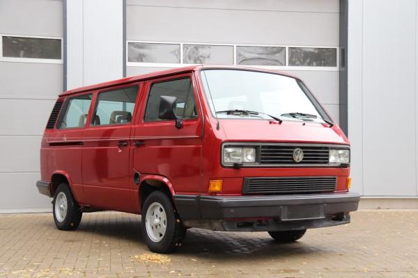 T3 Caravelle Coach 82 kW / Automatik / Schiebedach